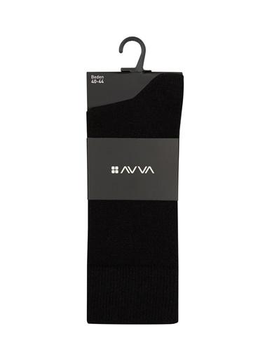Avva Çorap Siyah